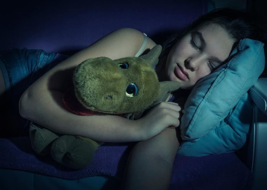 Avoid light at night