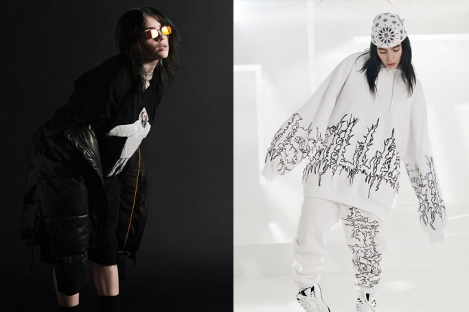 Billie Eilish's Bershka Collection is Available TODAY