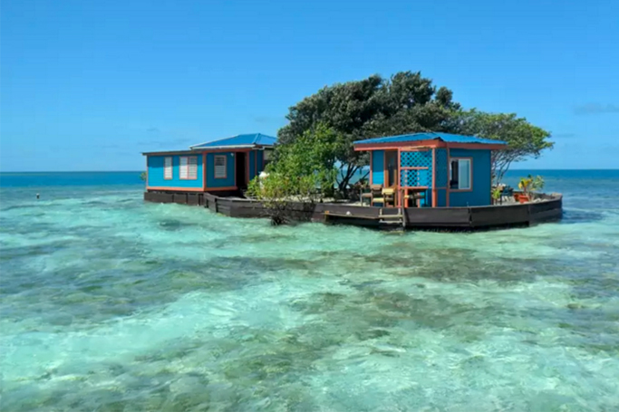 You Can Rent This Tiny Island For 495 A Night