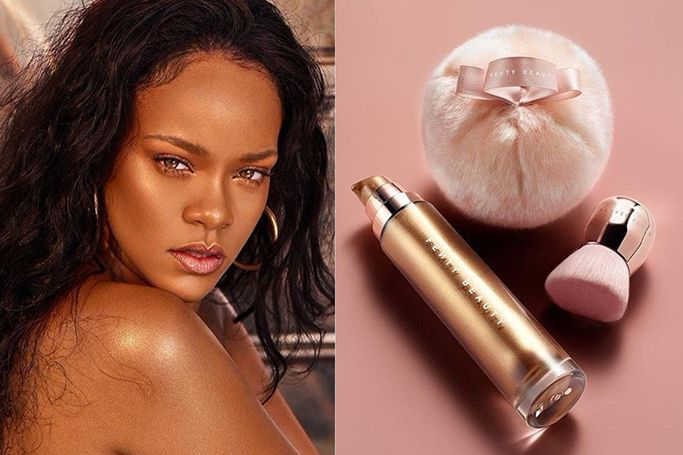 Fenty Beauty Body Lava Dubai