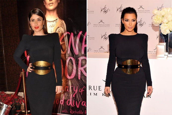 8 Times Bollywood Divas Copied Outfits From Hollywood Stars | ewmoda