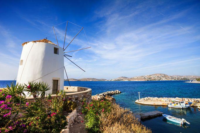Paros has windmills too (iStock/PA)
