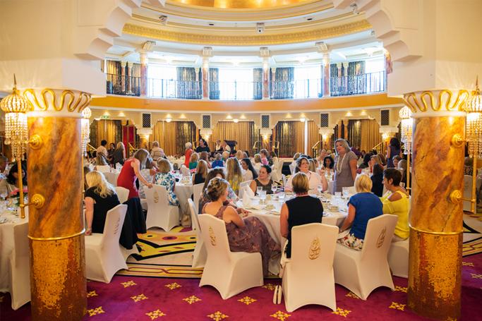 ExpatWoman's Annual Burj Al Arab Breakfast