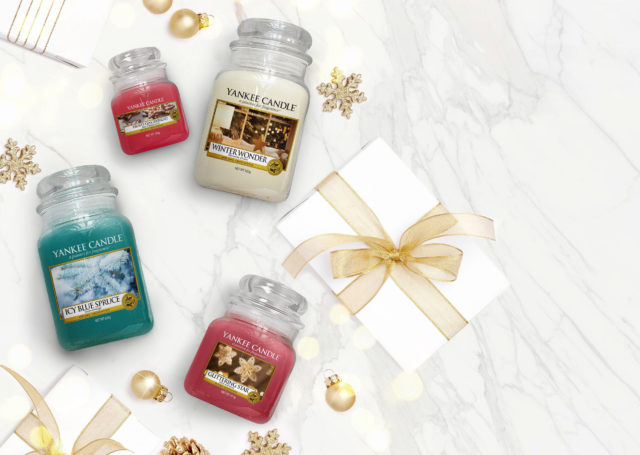 Yankee Candle Holiday Sparkle Range
