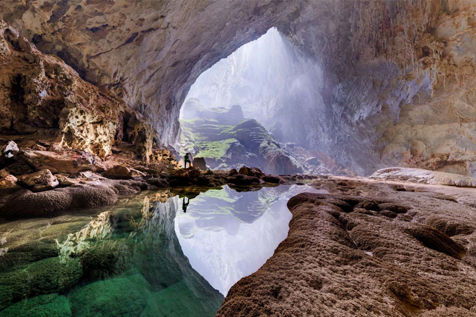 10 Magnificent Photos Of Caves Around The World