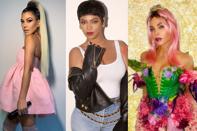 The Best Celebrity Halloween Costumes Of 2018
