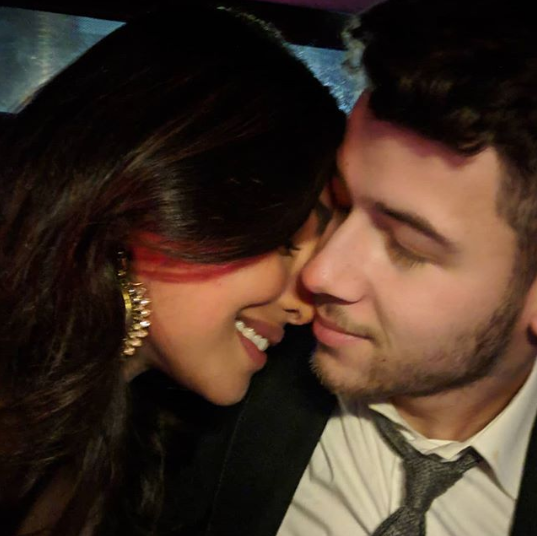 Priyanka Chopra & Nick Jonas wedding hints