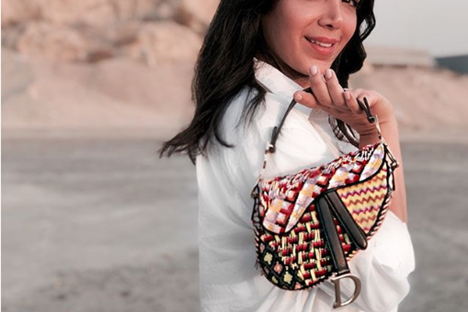 An Influencer's Guide To The Dior Saddle Bag in Dubai