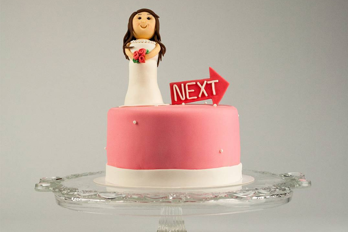 These Hilarious Pics Of Divorce Cakes Celebrate Being Single