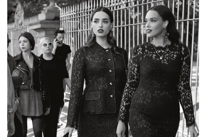 Extended Sizes Are Now At Dolce & Gabbana