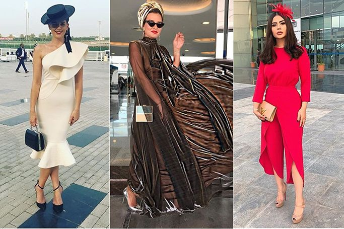 Best Dressed at Dubai World Cup 2018