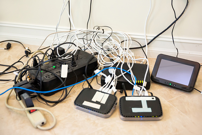 5 Way To Hide Electrical Outlets