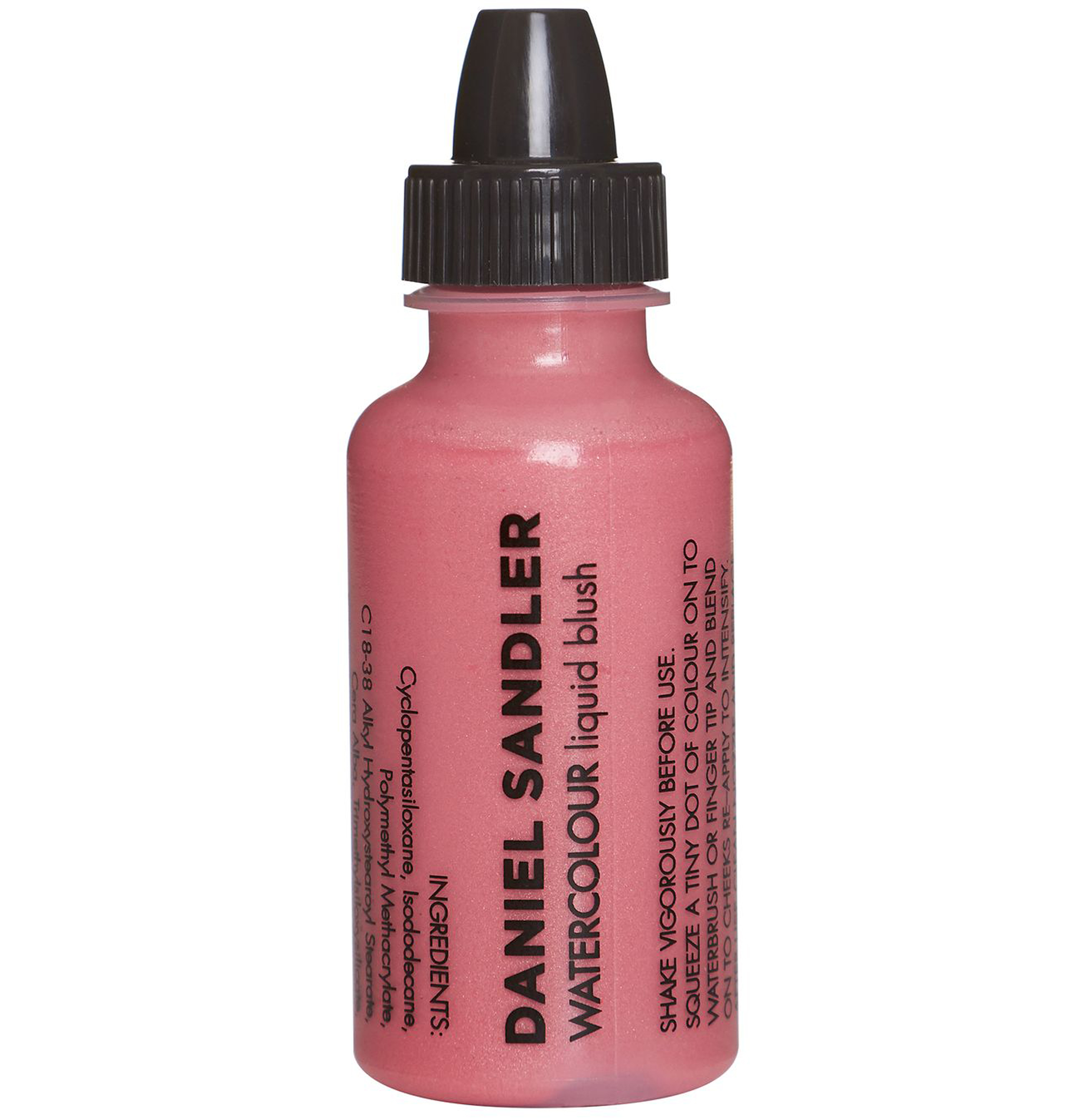 Daniel Sandler Watercolour Liquid Blush in Flush