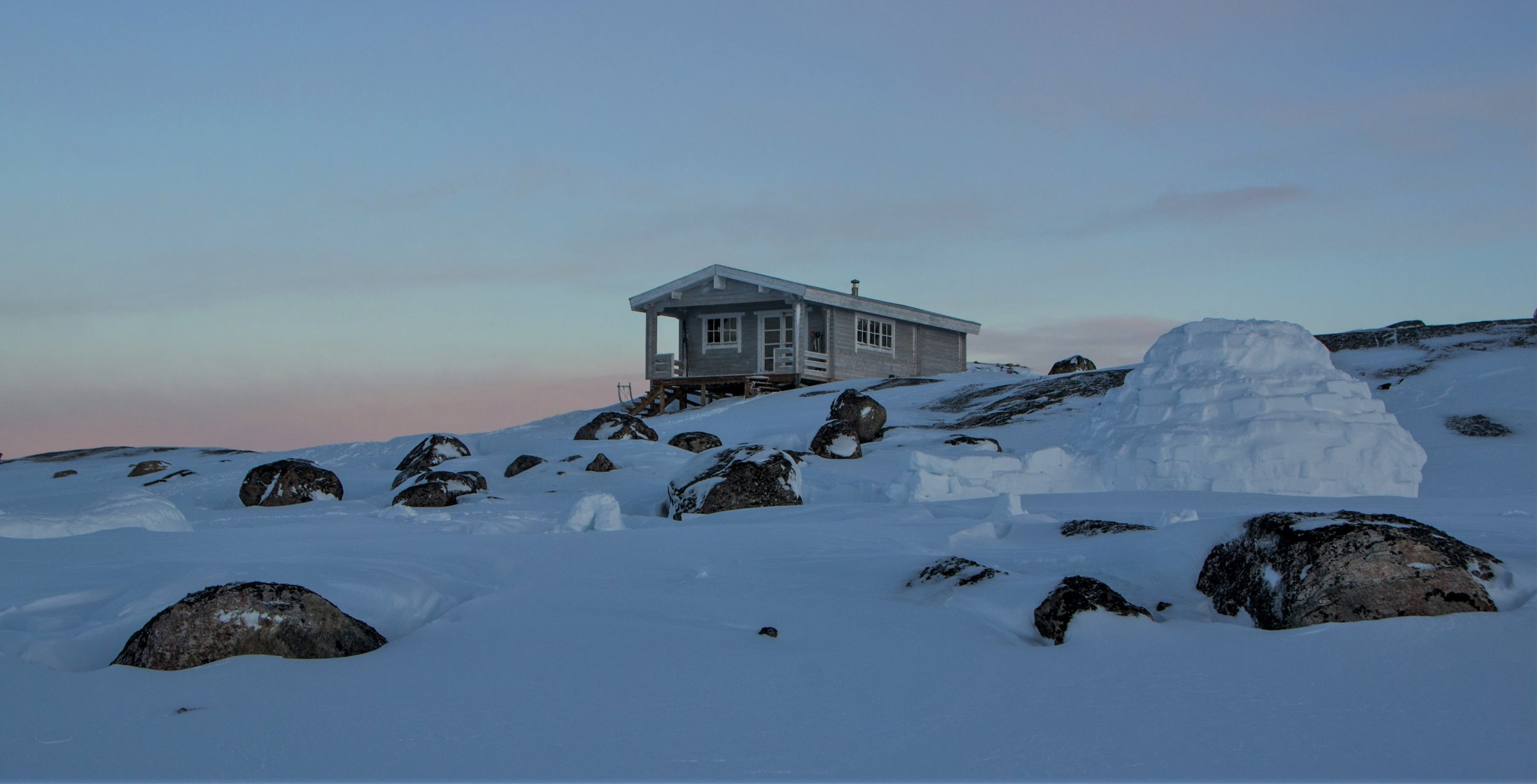 Iglu Lodge, Greenland