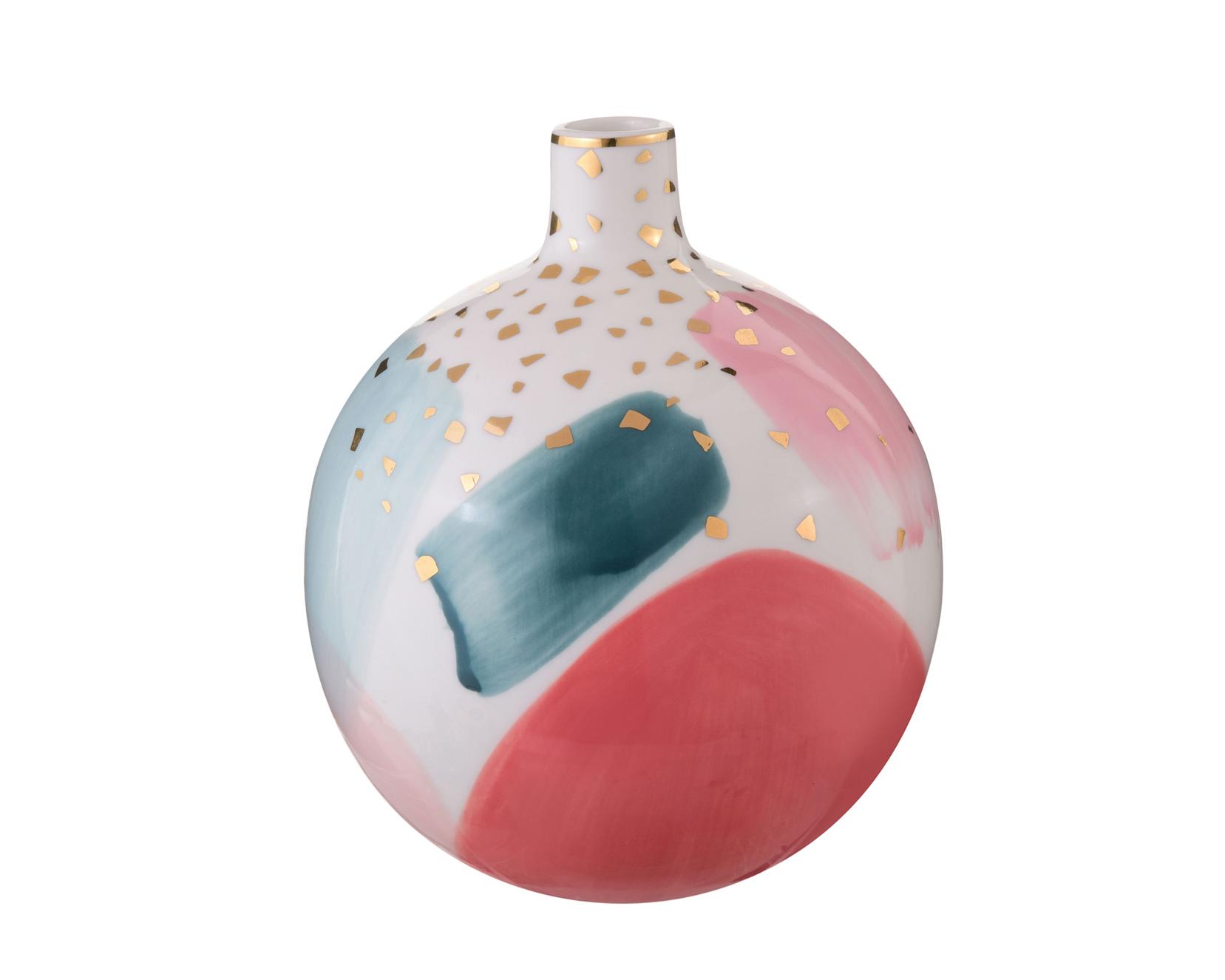 Debenhams Cosmo Painterly Bud Vase