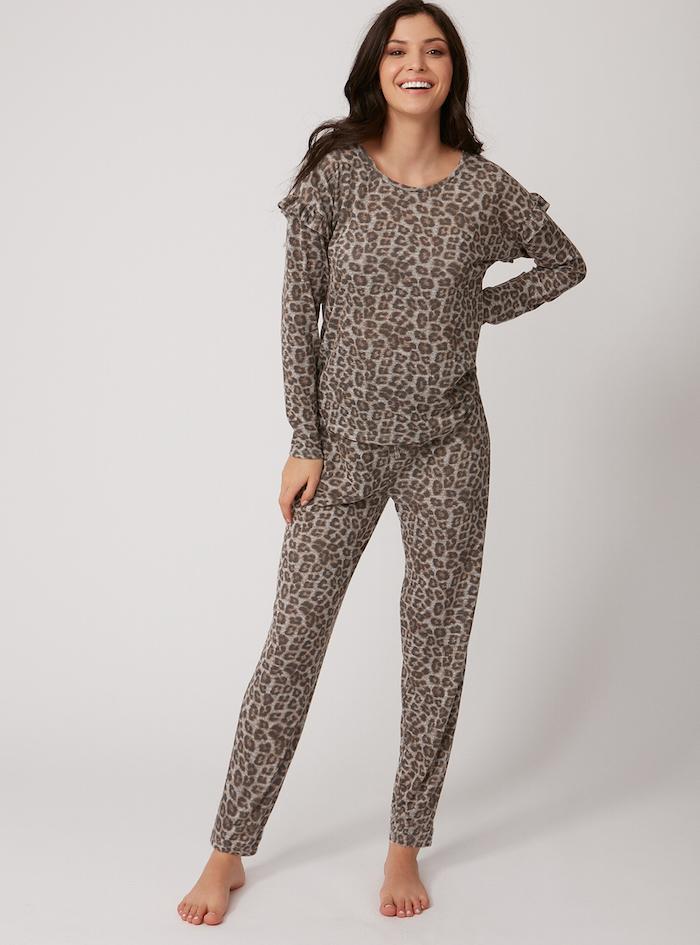 Boux Avenue Leopard Twosie