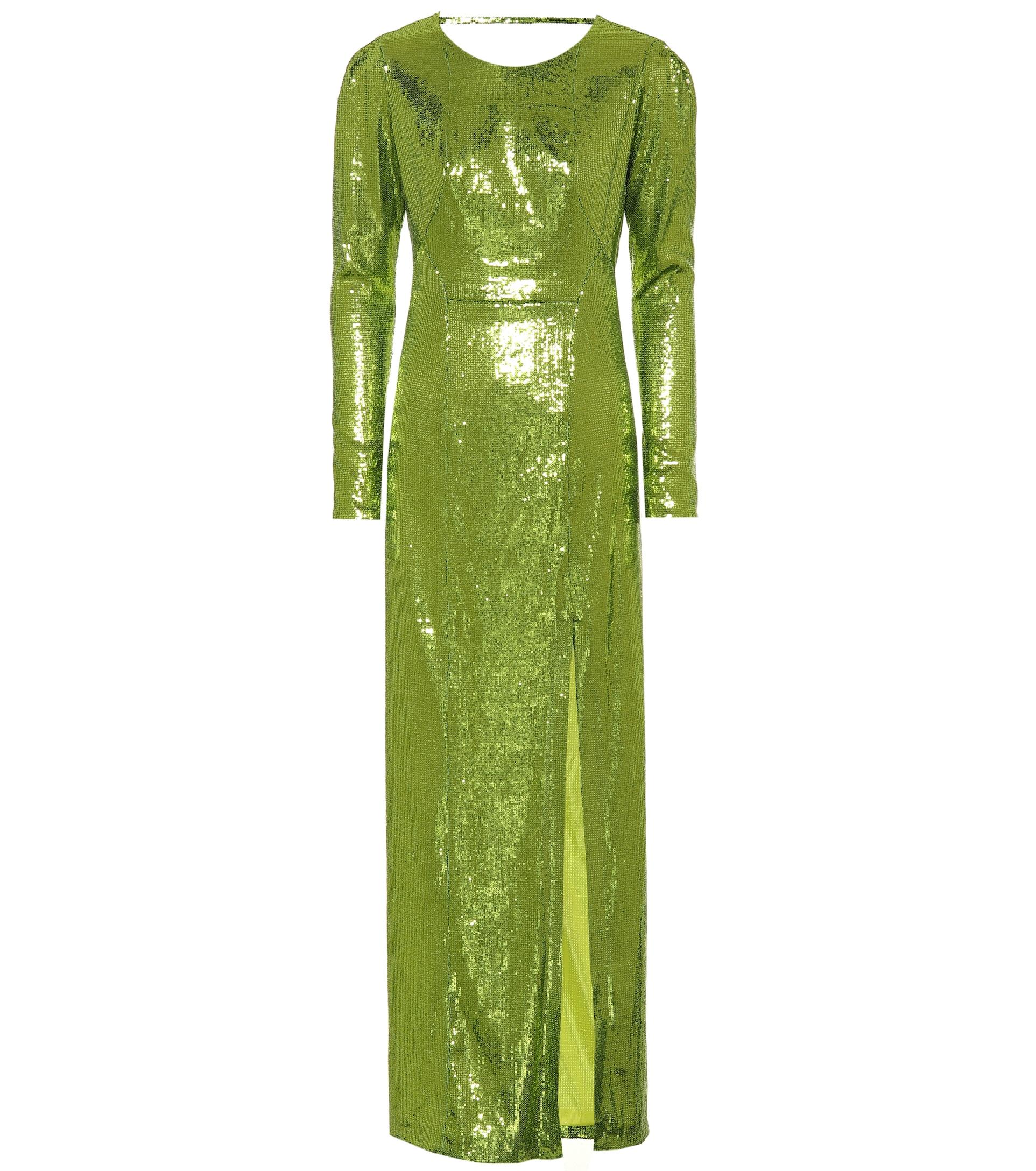 Galvan's Adela dress