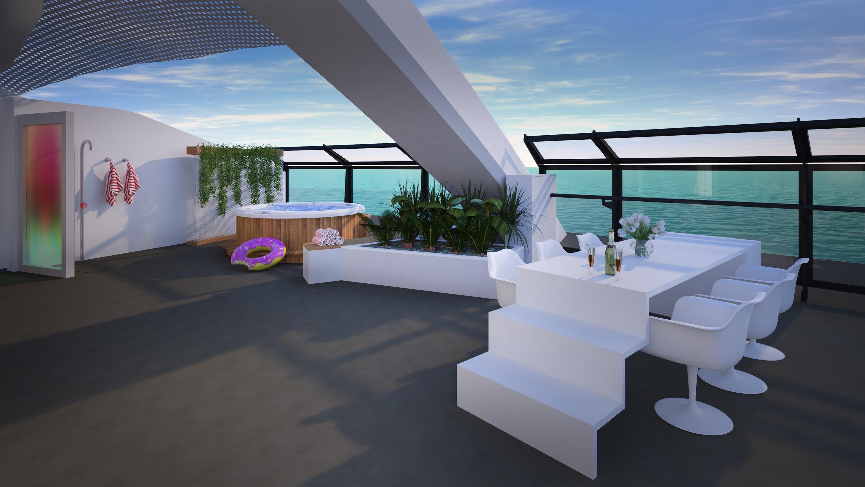 Virgin's New Cruise Ship