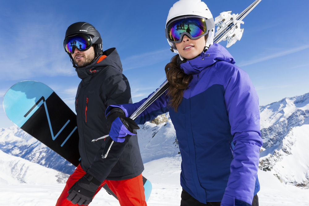 Skiwear For All The Family
