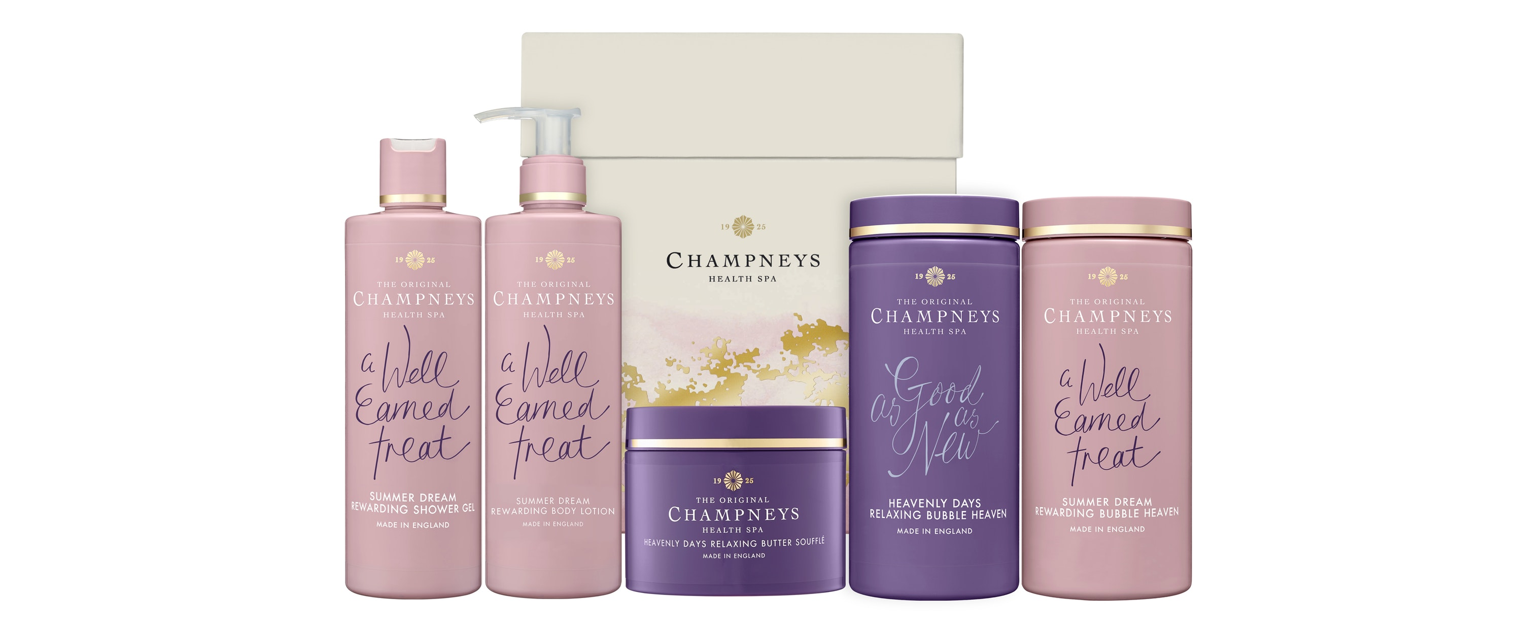 Champneys A Well Earned Treat