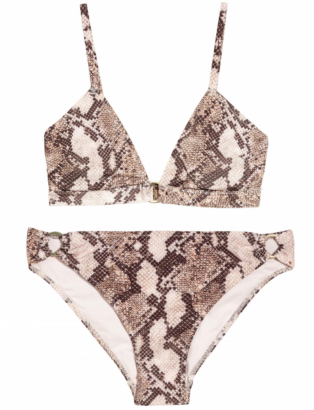 H&M Padded Triangle Bikini