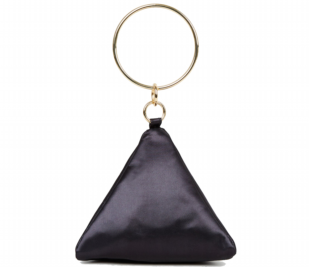 Triangle Clutch Bag