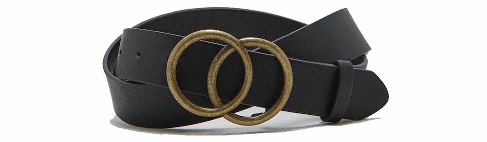 Matalan Circle Buckle Belt