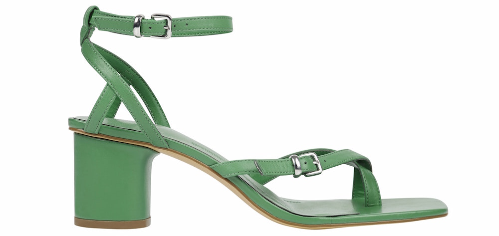 Marks and Spencer Square Toe Sandals,