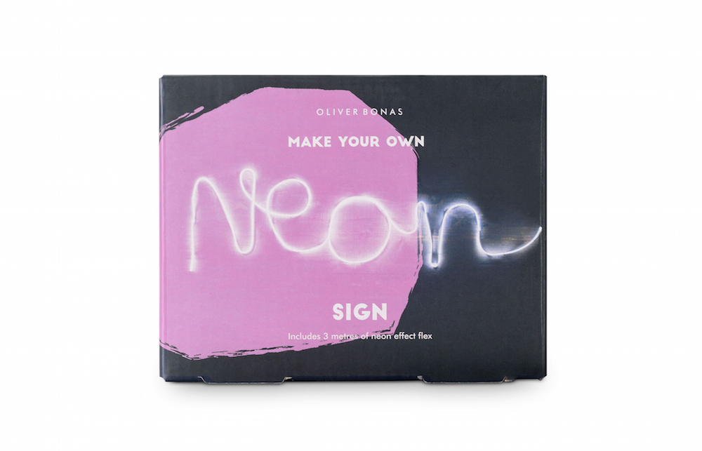 Make Your Own Neon Light