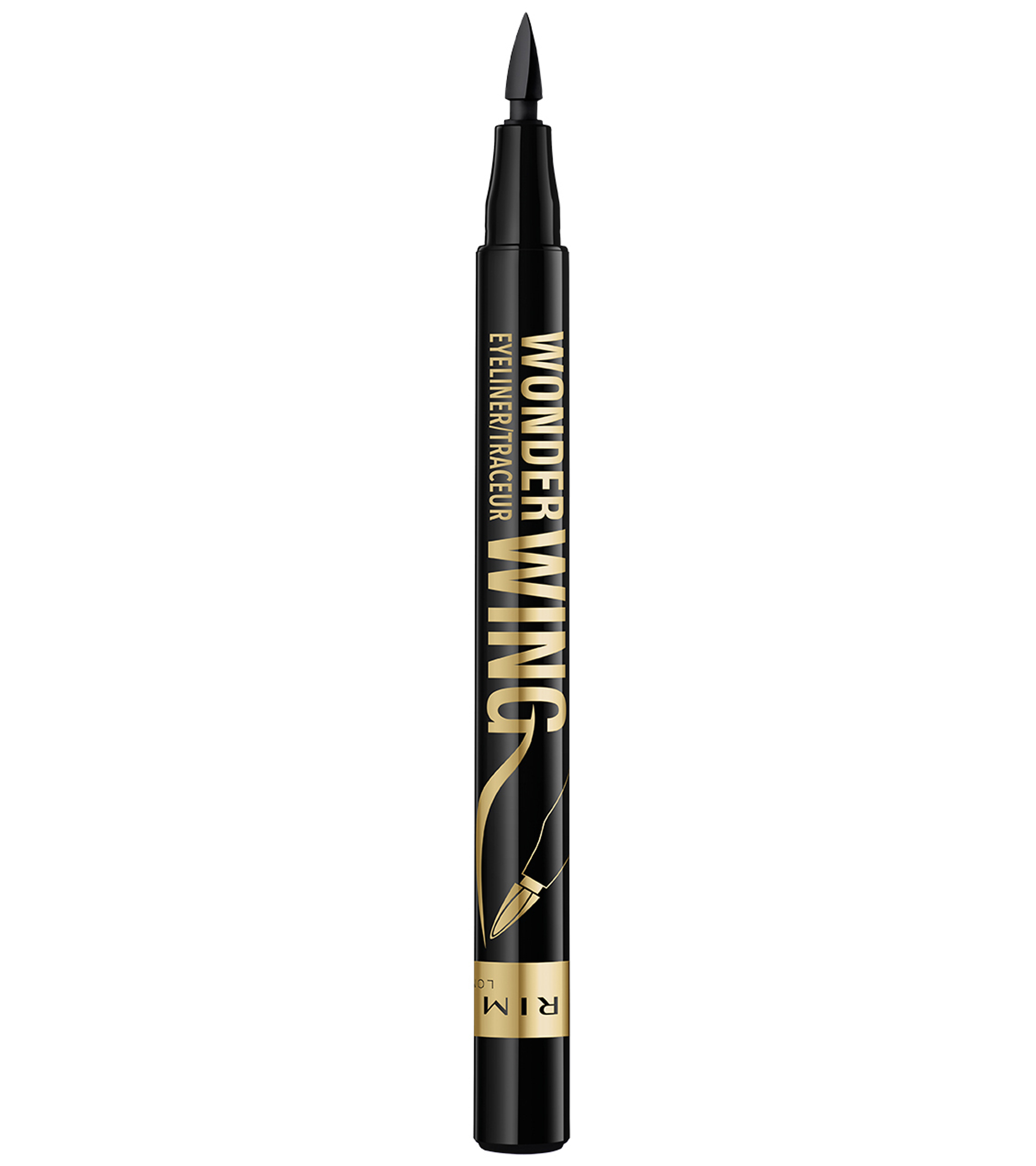 Rimmel Wonder Wing Eyeliner Black