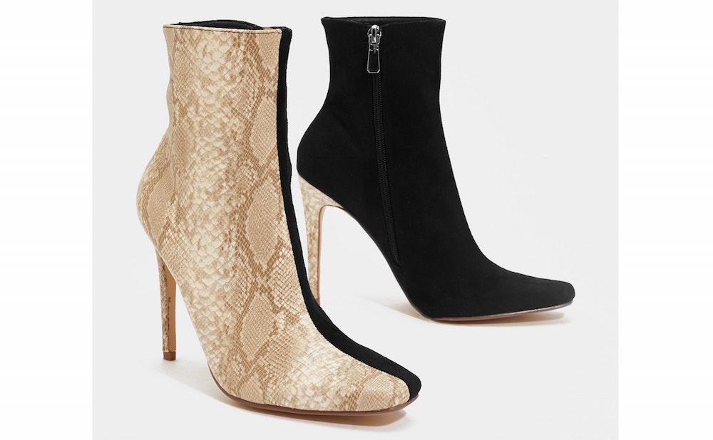 designer duo boots