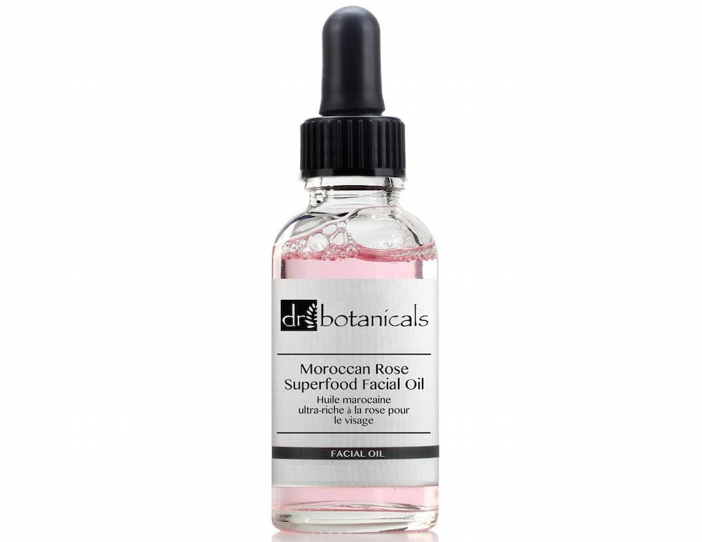 Dr Botanicals Moroccan Rose Superfood Facial Oil