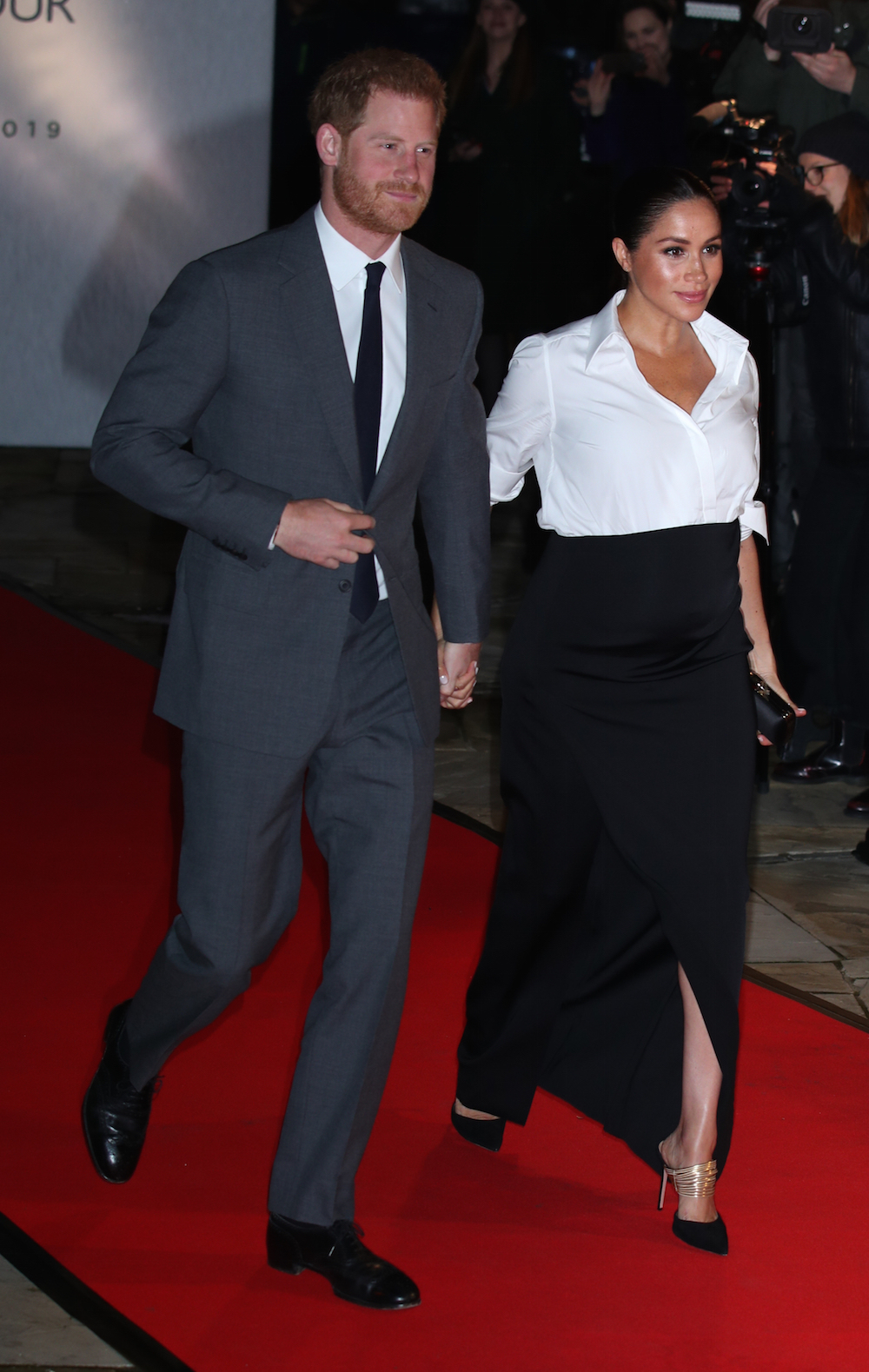 Meghan at the Endeavour Fund Awards in February