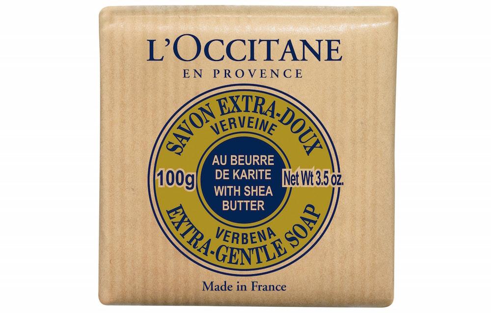 L'Occitane Shea Butter Verbena Soap