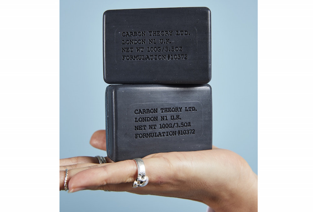 Carbon Theory Charcoal And Tea Tree Oil Breakout Control Cleansing Bar