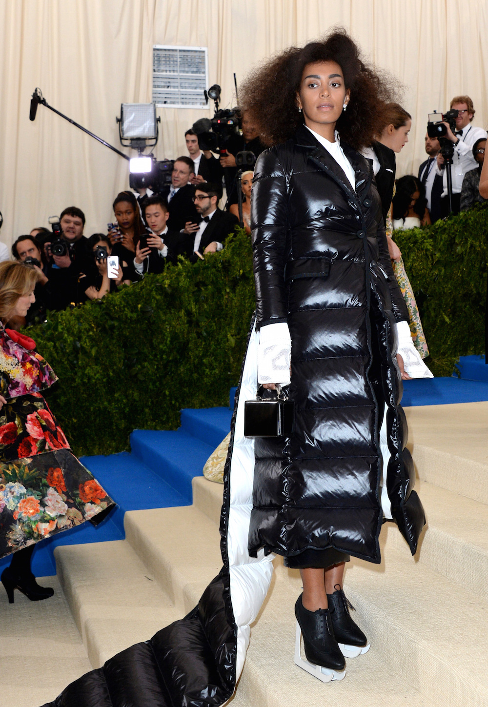 Solange at the 2017 Met Gala