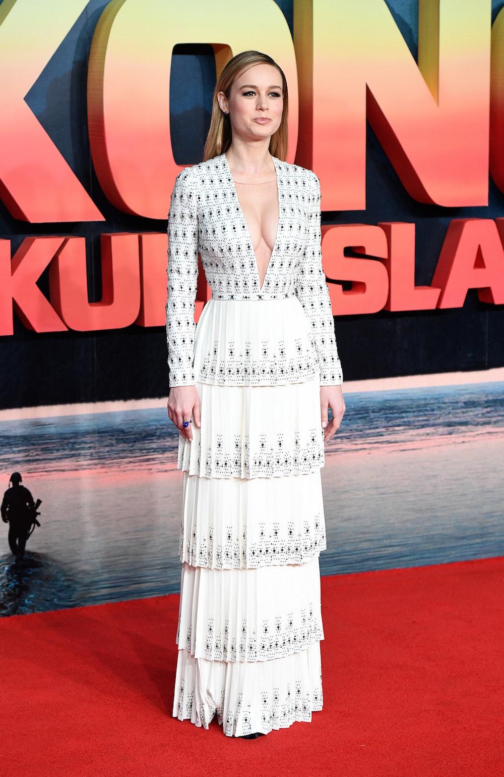 Classic White Column Dress