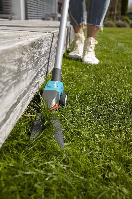 Gardena Comfort Long-Handled Grass Shears