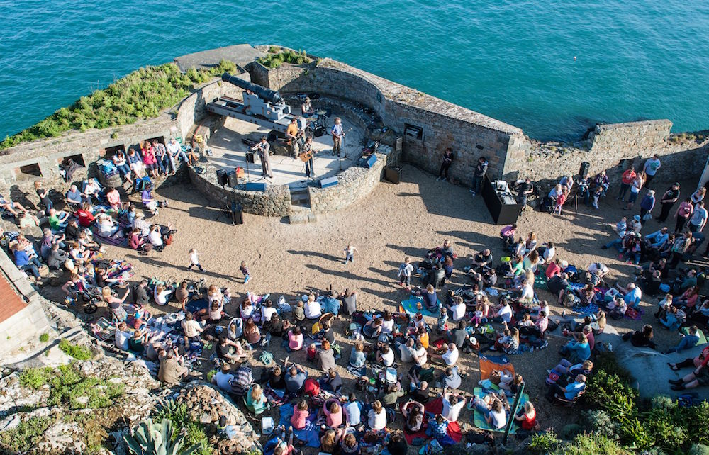 The Guernsey Literary Festival