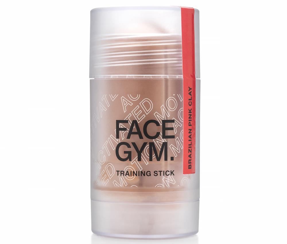 Face Gym Brazilian Pink Clay Training Stick