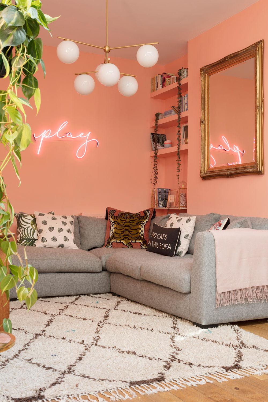 Emily Murray's living room