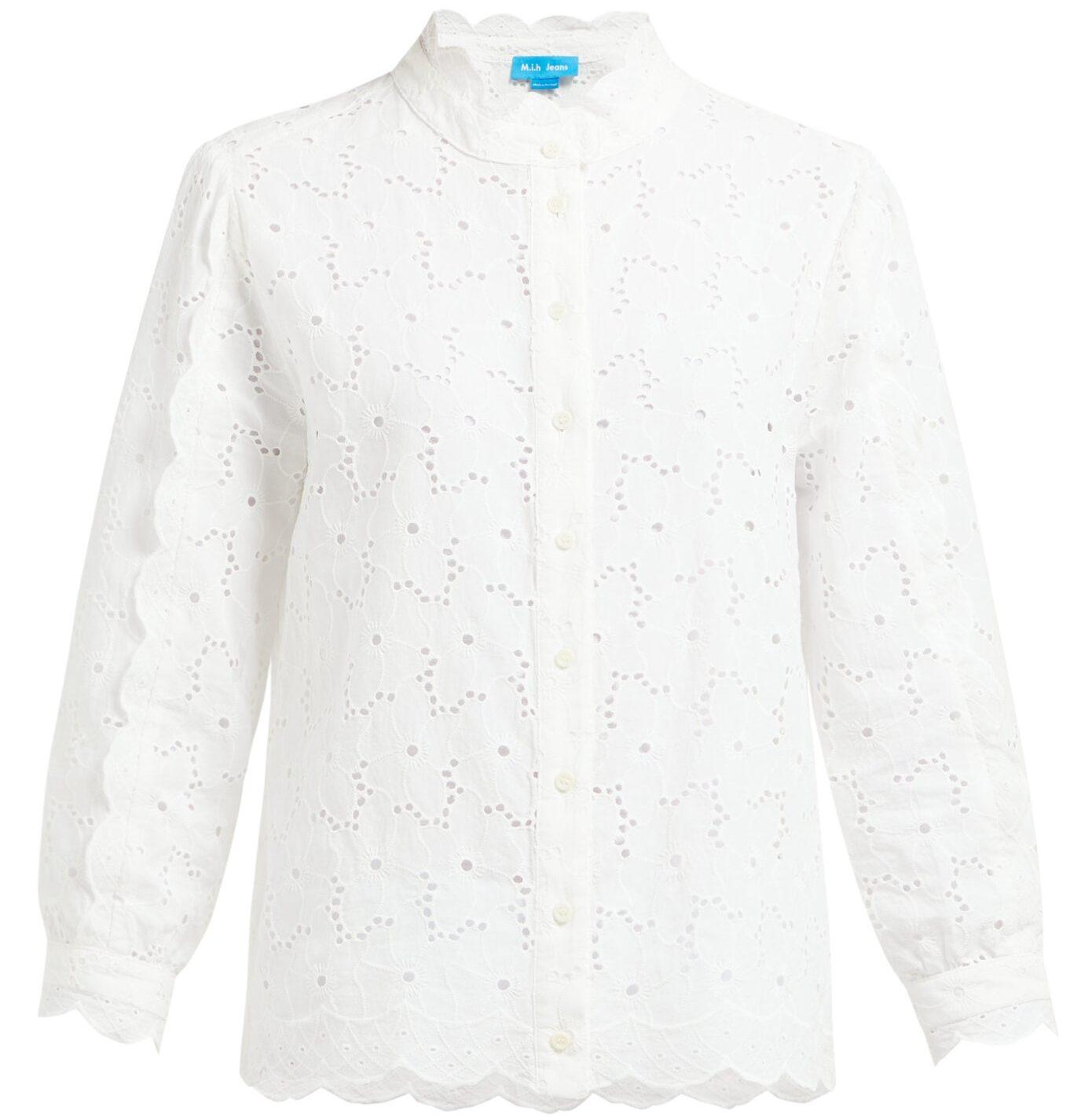 M.I.H floral shirt