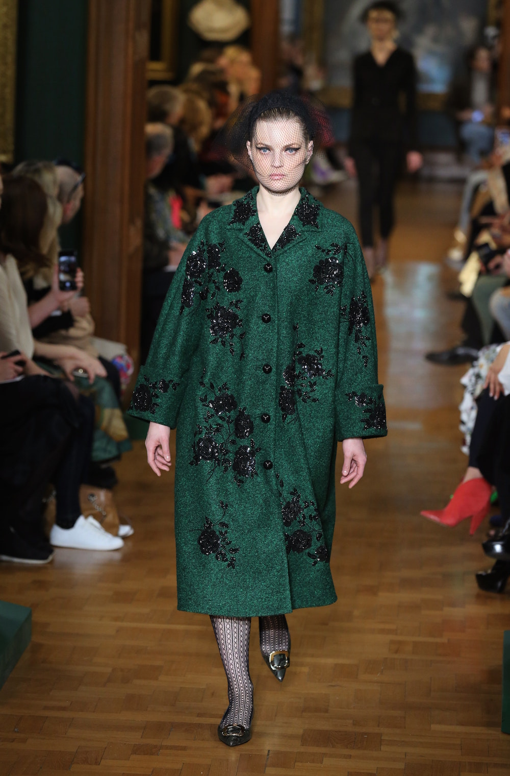 Erdem Autumn/Winter 2019 London Fashion Week show