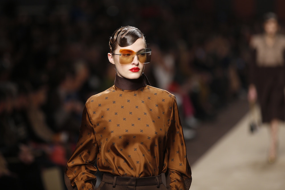 Fendi women's Fall-Winter 2019-2020 collection