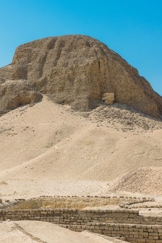 4,000 Year Old Pyramid