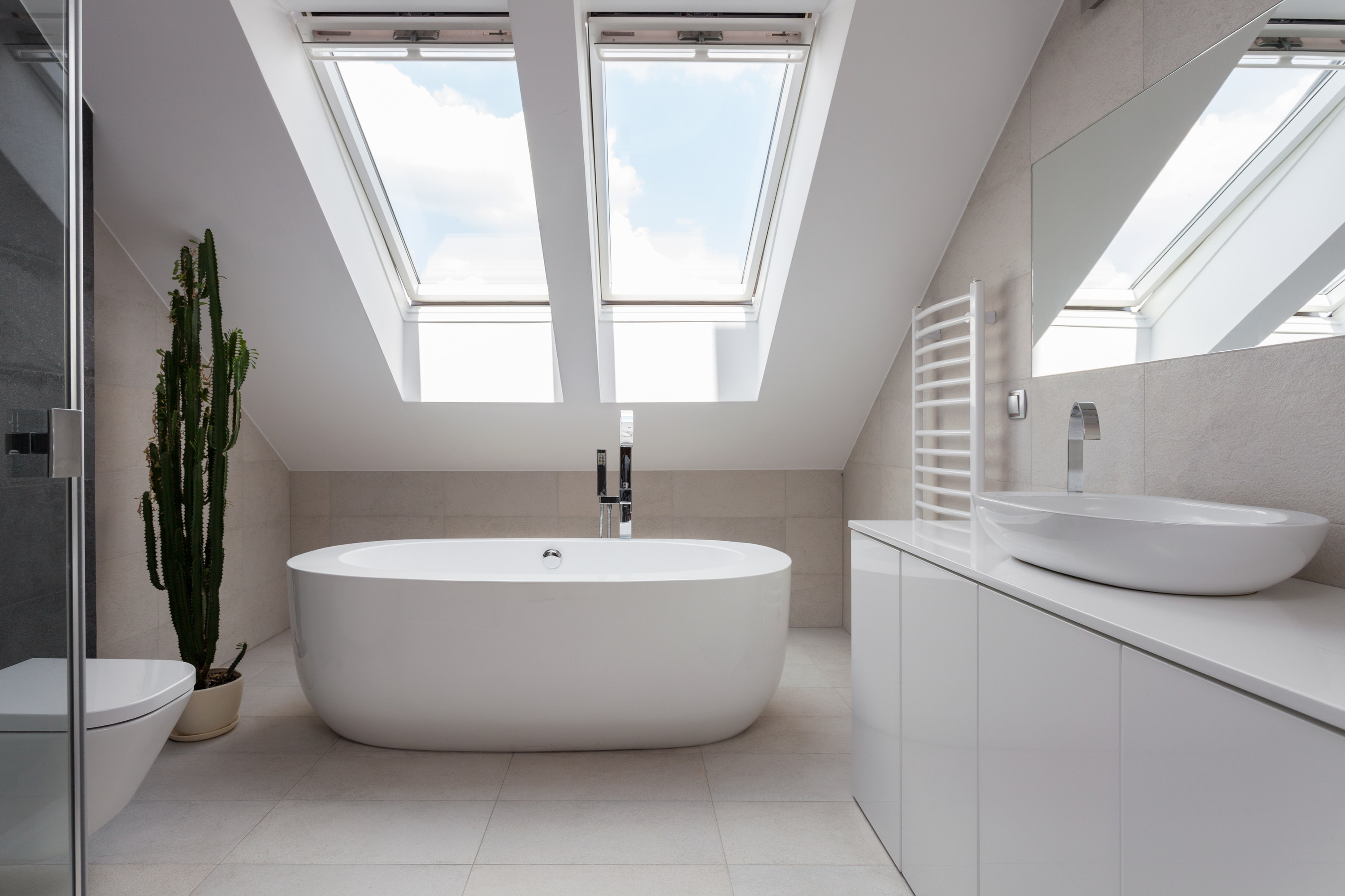 Could you add skylights?