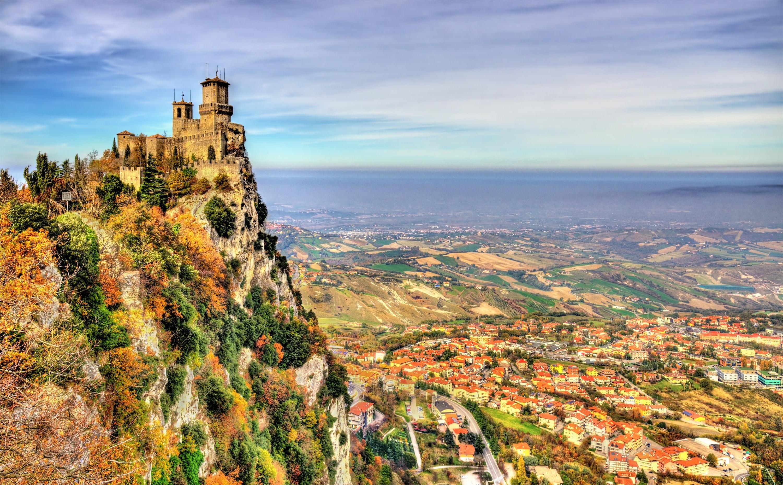 Europe – San Marino – 78,000