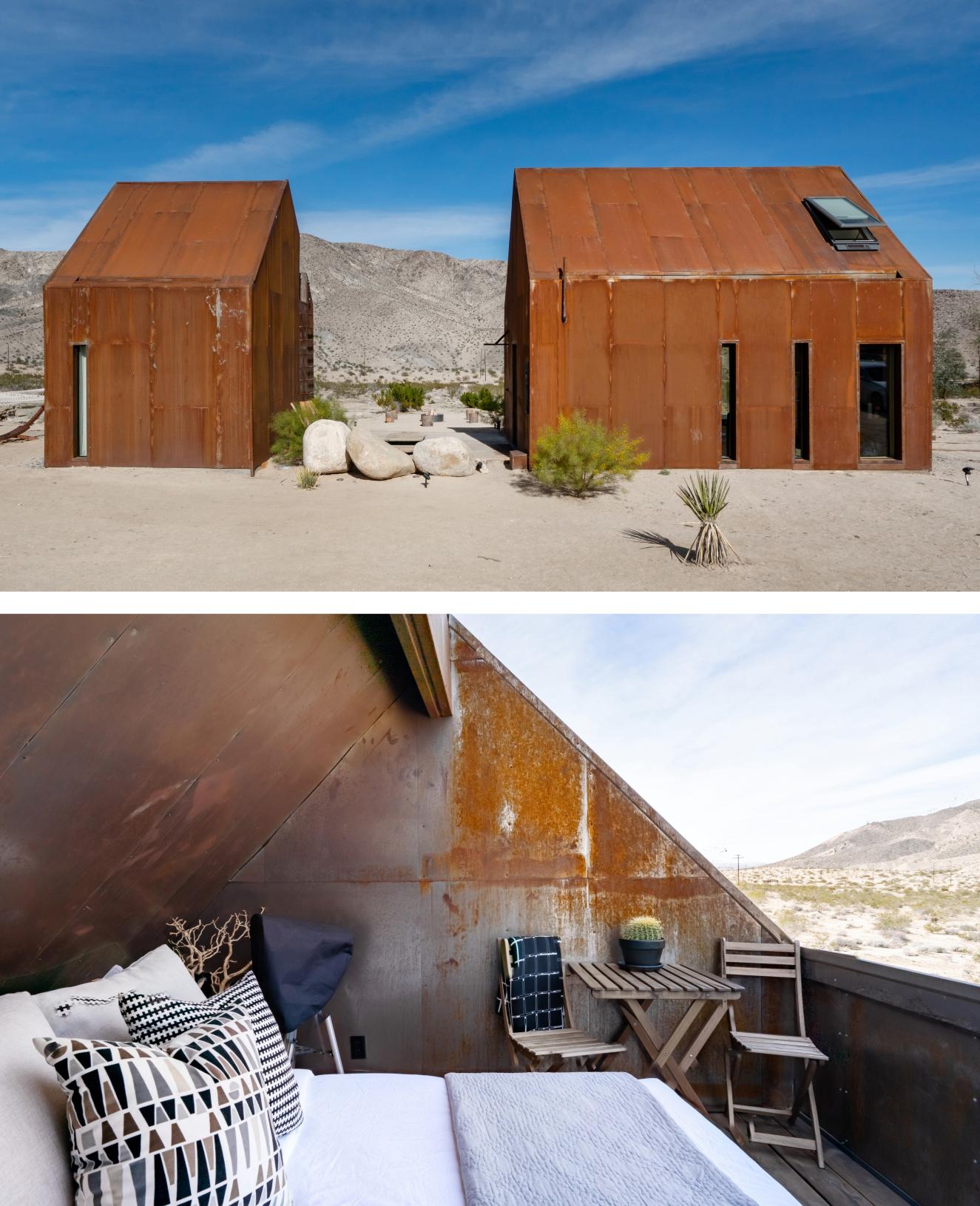 Stargazer's Cabin, California