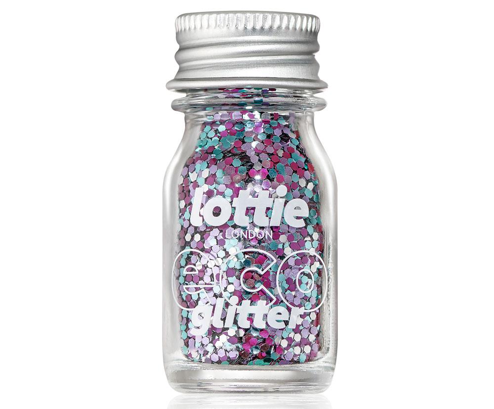 Lottie London Dreamcatcher Eco Glitter, £5.95/AED26.63