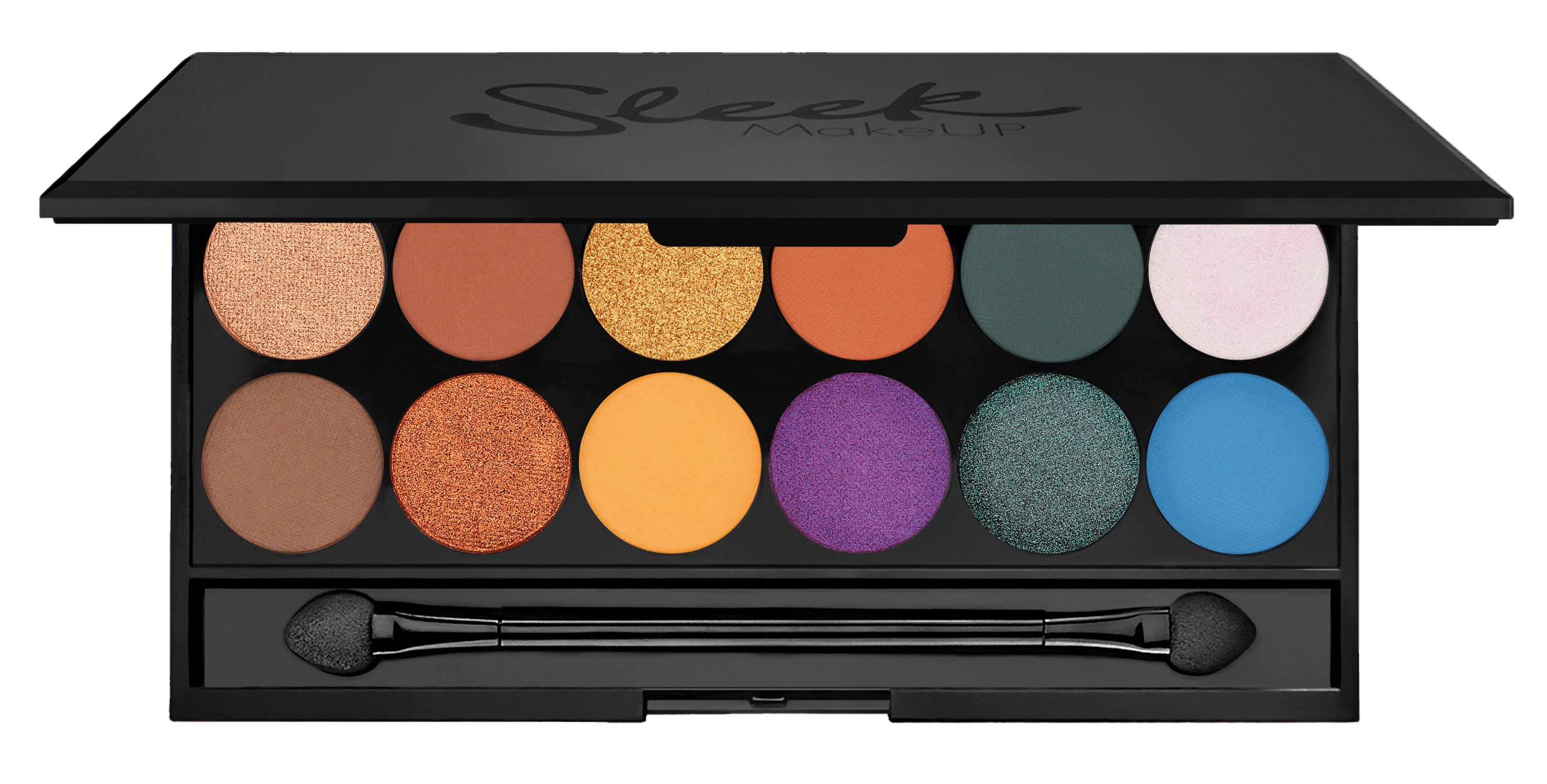 Sleek Makeup I Divine Eye Shadow Palette Colour Carnage, £8.99/AED40.20, Boots